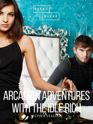 Arcadian Adventures with the Idle Rich - copertina