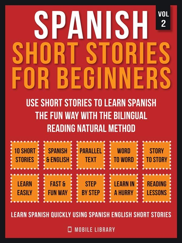 Spanish short stories for beginners vol 2 mobile library ebook spanish short stories for beginners vol 2 fandeluxe Choice Image