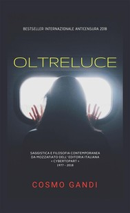 Oltreluce - copertina