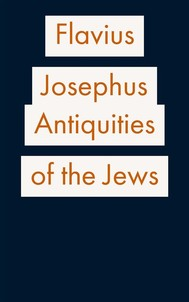 Antiquities of the Jews - copertina