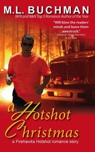 A Hotshot Christmas - copertina