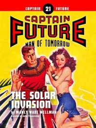 Captain Future #21: The Solar Invasion - Librerie.coop