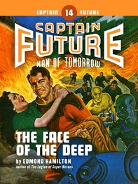 Captain Future #14: The Face of the Deep - Librerie.coop