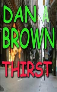 Thirst - copertina