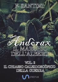 Andòrax, Il marchio dell'albero Vol. 2 - copertina
