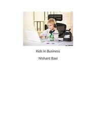 Kids in Business - copertina
