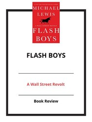 Flash Boys - copertina
