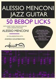 50 Bebop Licks - copertina