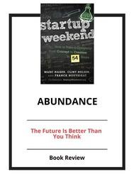 Abundance - copertina