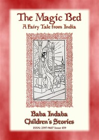 THE MAGIC BED - A Fairy Tale from India - Librerie.coop