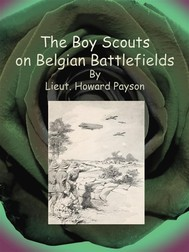 The Boy Scouts on Belgian Battlefields - copertina