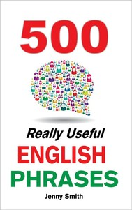 500 Really Useful English Phrases - copertina