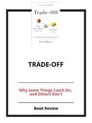 Trade-Off - copertina