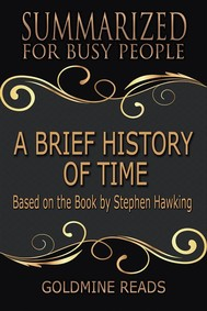 A Brief History of Time - Summarized for Busy People - copertina