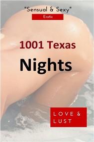 1001 Texas Nights - copertina