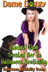 Guard Dog Treated Her to Halloween Bestiality: Halloween Bestiality Treats - Librerie.coop