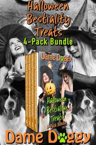 Halloween Bestiality Treats 4-Pack Bundle - Librerie.coop