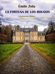 La fortuna de los Rougon - copertina