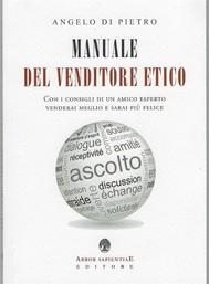 Manuale Del Venditore Etico - copertina
