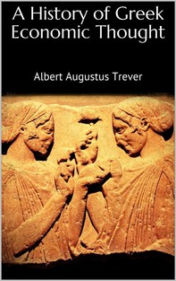A History of Greek Economic Thought - Librerie.coop