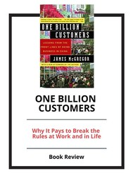One Billion Customers - copertina