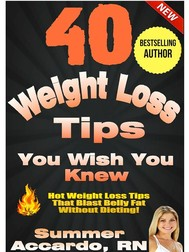 40 Weight Tips You Wish You Knew - copertina