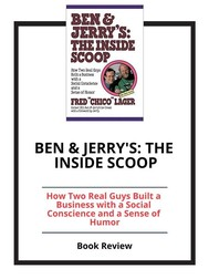 Ben & Jerry's: The Inside Scoop - copertina