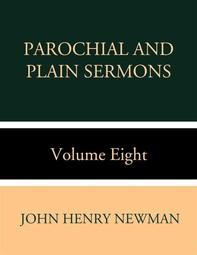 Parochial and Plain Sermons Volume Two - Librerie.coop