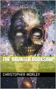 The Haunted Bookshop - copertina