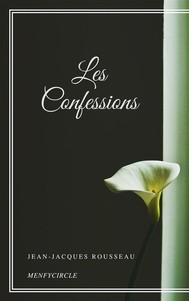 Les Confessions - copertina