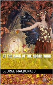 At the Back of the North Wind - copertina