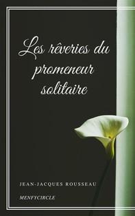 Les rêveries du promeneur solitaire - Librerie.coop