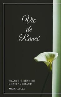 Vie de Rancé - Librerie.coop