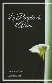 Le Peuple de l'Abîme - Librerie.coop