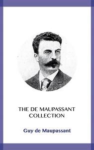 The de Maupassant Collection - copertina