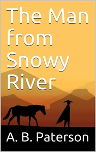 The Man from Snowy River - copertina
