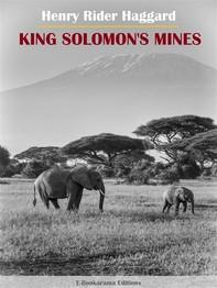 King Solomon´s Mines - Librerie.coop