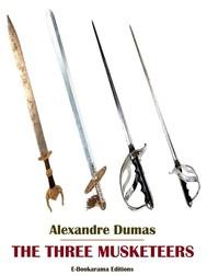 The Three Musketeers - copertina