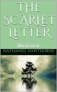 The Scarlet Letter - Illustrated - copertina