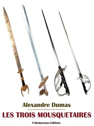 Les Trois Mousquetaires - copertina