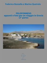 Peloponneso appunti e foto per un viaggio in Grecia (seconda parte fine Laconia, Argolide, monti) - Librerie.coop