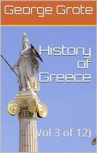 History of Greece, Volume 03 (of 12) - copertina