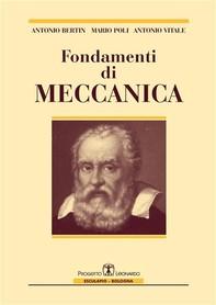Fondamenti di Meccanica - Librerie.coop