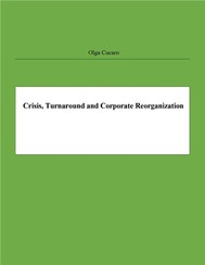 Crisis, Turnaround and Corporate Reorganization - copertina