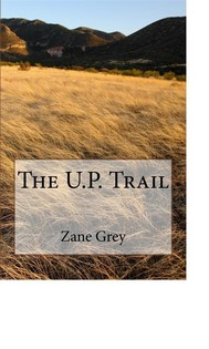 The U.P. Trail - copertina