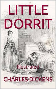 Little Dorrit - Illustrated - copertina