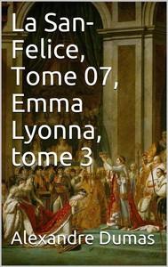 La San-Felice, Tome 07, Emma Lyonna, tome 3 - copertina