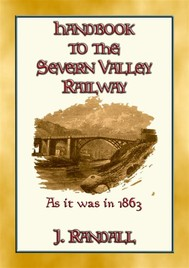 HANDBOOK to the SEVERN VALLEY RAILWAY  - copertina