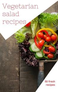 Vegetarian Salad Recipes - Librerie.coop