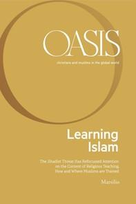 Oasis n. 29, Learning Islam - Librerie.coop